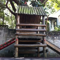 Photo taken at Projeto MARCO by Fernanda M. on 4/23/2012