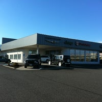 Photo taken at C.H. Urness Motors Chrysler Dodge Jeep Ram by Cliff O. on 10/17/2011