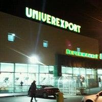 Photo taken at Univerexport by Dalibor K. on 10/30/2011