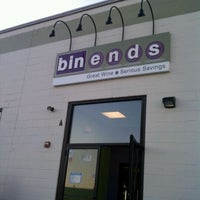 Photo taken at Bin Ends Wine by Magister S. on 11/30/2011