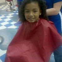 Photo taken at Kids Hair by Mandy H. on 11/6/2011