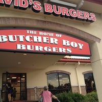 Photo taken at David's Burgers by Josh E. on 7/20/2012