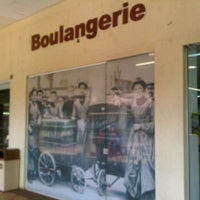 Photo taken at Boulangerie by Julio M. on 11/5/2011