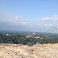 Photo taken at Stone Mountain Summit by Denise H. on 7/8/2012