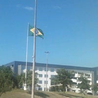 Photo taken at UVV - Universidade Vila Velha by Mariana C. on 5/24/2012