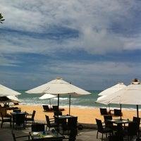 Photo taken at Aleenta Resorts & Spa by Kik S. on 9/17/2011