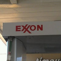 Photo taken at Exxon by Eloy G. on 6/2/2012