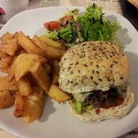 Photo taken at The Walk Café by Melinda K. on 2/1/2012