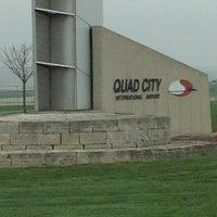 Photo taken at Quad City International Airport (MLI) by Melanie B. on 3/23/2012