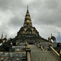 Photo taken at Wat Phra That Pha Son Kaew by Chitipon T. on 5/3/2011
