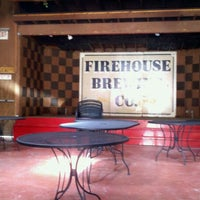 Photo taken at Firehouse Brewing Company by Jennifer R. on 5/27/2011