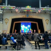 Photo taken at Lotte World Garden Stage by Jae-kwon L. on 1/20/2012
