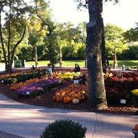 Photo taken at Luurs Garden Center by Chris K. on 10/1/2011
