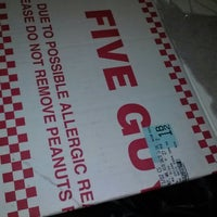 Photo taken at Five Guys by Thomas S. on 9/9/2012