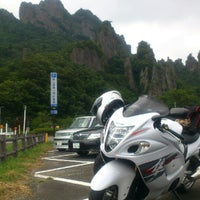 Photo taken at 妙義公園駐車場 by T T. on 8/4/2012