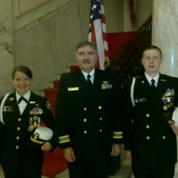 Photo taken at Hebron NJROTC by Armand A. on 5/4/2012