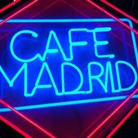 Photo taken at Café Madrid by Brandi B. on 1/30/2011