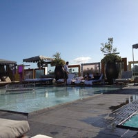 Photo taken at SLS Hotel, a Luxury Collection Hotel, Beverly Hills by Robyn G. on 5/27/2012