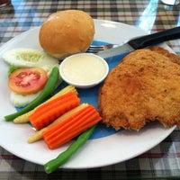 Photo taken at Olarn Steakhouse by Hathaikan on 4/30/2011