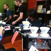 Photo taken at Coffee Alchemy by Robyn J. on 3/25/2011