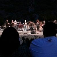 Photo taken at McKelligon Canyon Pavilion & Amphitheatre by Michael C. on 8/10/2012