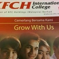 Photo taken at KFCH INTERNATIONAL COLLEGE by Mohd Eddie A. on 1/4/2012