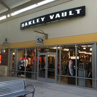 ... Photo taken at Oakley Vault by Chris H. on 10/6/2011 ...