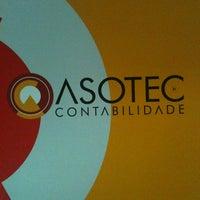 Photo taken at Asotec Contabilidade by Paula C. on 5/3/2011