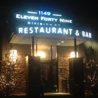Photo taken at Eleven Forty Nine by Bobby on 3/9/2012