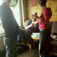 Photo taken at Starbucks by Sara S. on 10/25/2011