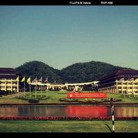 Photo taken at Mae Fah Luang University by terexwizard j. on 5/12/2012