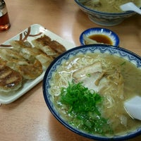 Photo taken at Ganso Akanoren Setchan Ramen by pyon あ. on 1/2/2012
