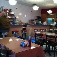 Photo taken at JoJo Apples Cafe & Soda Shoppe by Henry H. on 3/26/2011