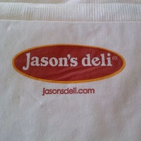 Photo taken at Jason's Deli by Kymberly B. on 2/25/2012