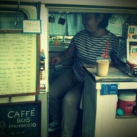 9/17/2011にEthan Y.がCaffe Bus muracchoで撮った写真