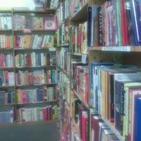 Photo taken at Half Price Books by Damon J. on 7/1/2012