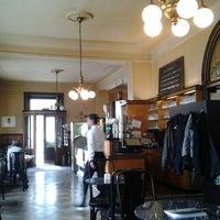 Photo taken at Cafe Goldegg by Олег К. on 6/10/2012
