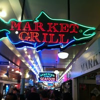 Photo taken at Market Grill by Geoff S. on 7/3/2012