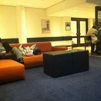 Photo taken at Mercure Hotel Amsterdam Airport by Asya H. on 3/30/2012