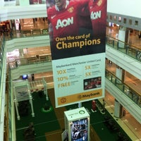 Photo taken at 1 Utama Shopping Centre (Old Wing) by Vincent L. on 4/16/2012