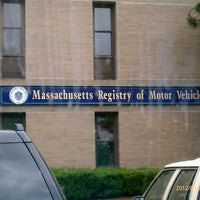 ... Photo taken at Registry of Motor Vehicles by T-Bear B. on 5/ ...