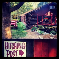 Photo taken at The Hitching Post by Todd C. on 9/4/2012
