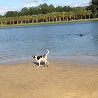 Photo taken at James Island County Park Dog Park by Krista B. on 8/24/2012