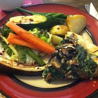 Photo taken at Chez Le Boulanger by Jake O. on 4/13/2012