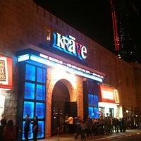 Photo taken at Krave Nightclub by CAESAR D. on 2/18/2012