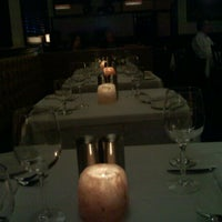 Photo taken at Jake's Steakhouse by Brookmeyer L. on 11/3/2011
