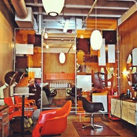 Orange Salon