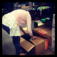 Photo taken at B&Q Warehouse by Shannon D. on 3/28/2012