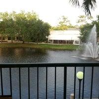 Photo taken at Hilton Boca Raton Suites by Michael A. on 3/20/2012