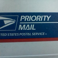 Photo taken at US Post Office by Karlett D. on 9/29/2011